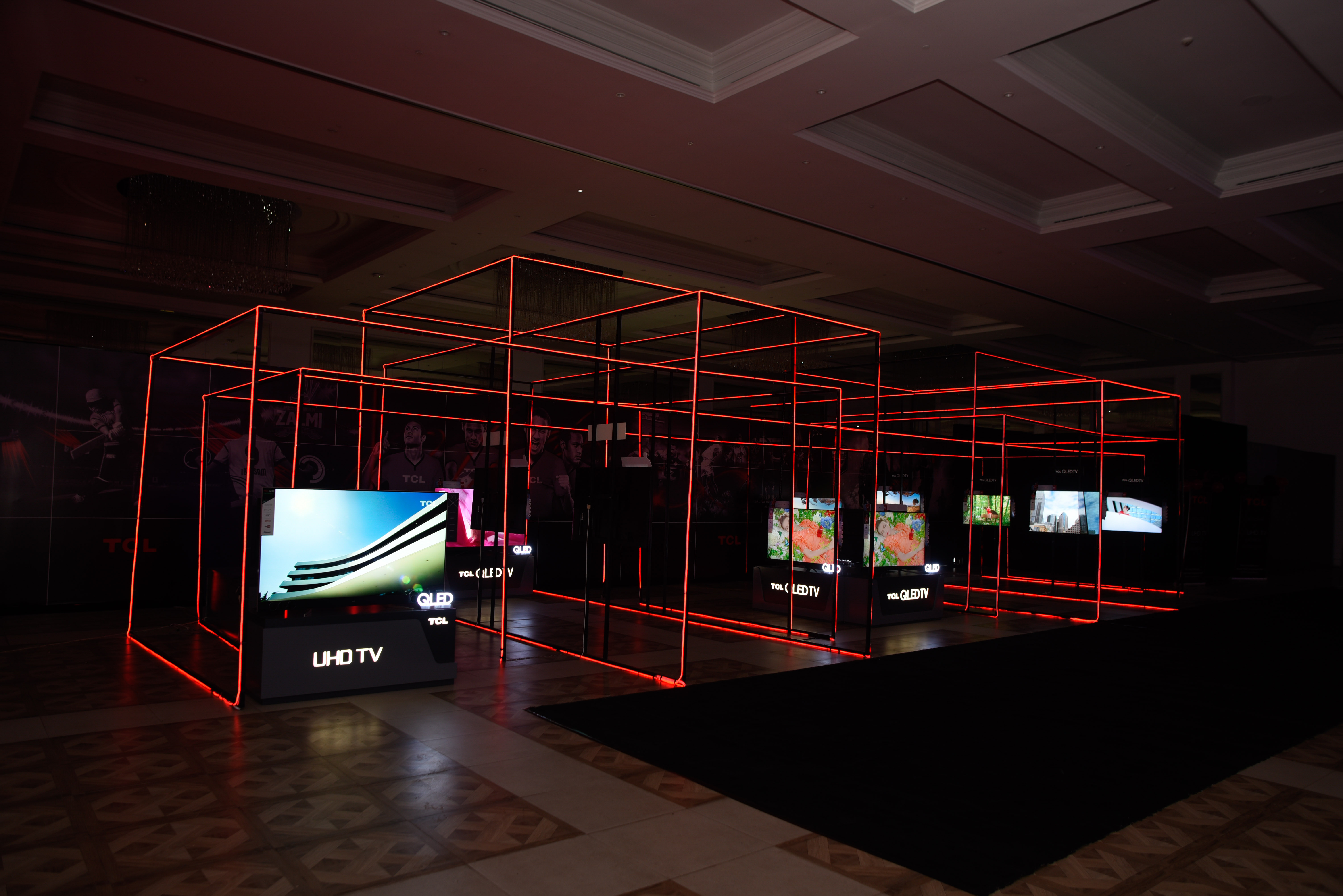 TCL holds launch for C6 UHD Premium TV in Lahore