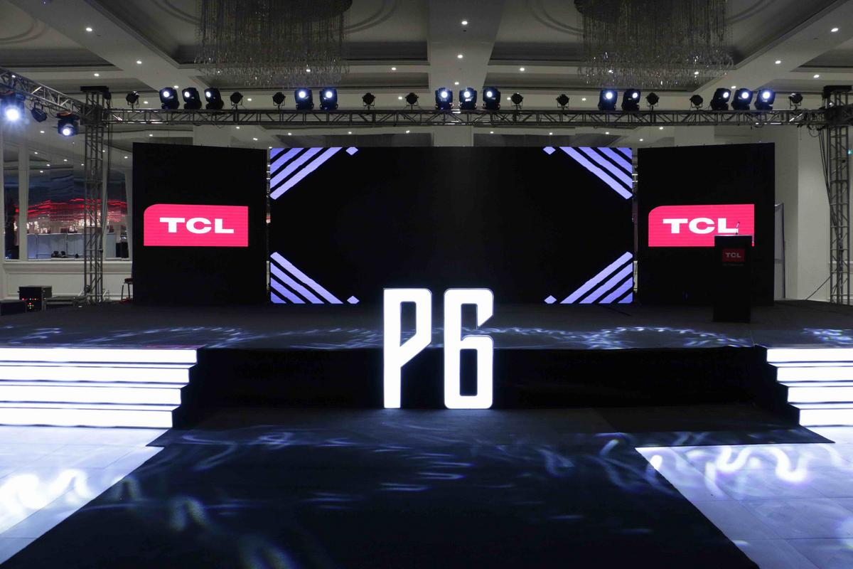 TCL P6 Launch!