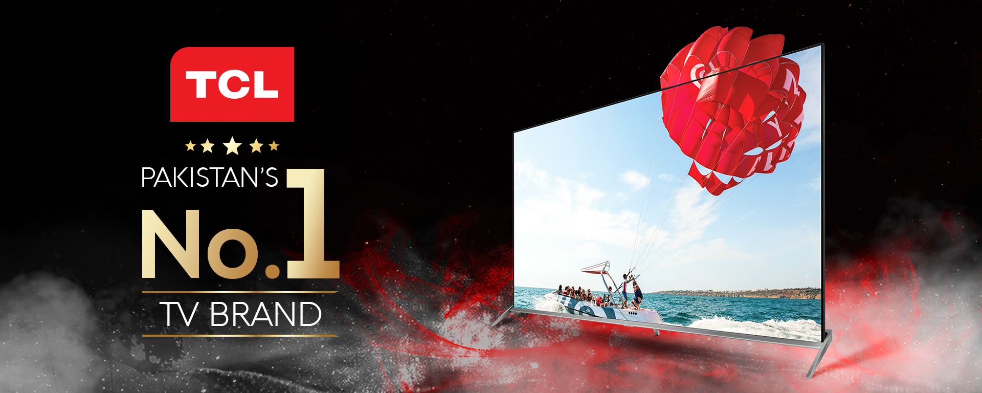 TCL Electronics becomes No. 1 TV Brand in Pakistan