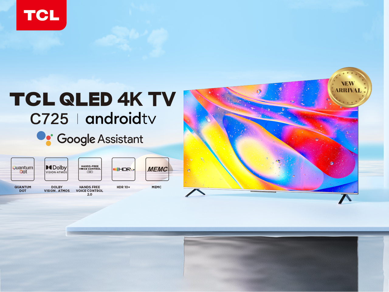 TCL unveils its new 2021 C series QLED TV in Pakistan