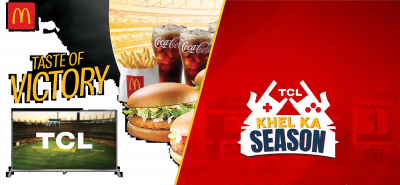 TCL and McDonalds Zalmi Partnership