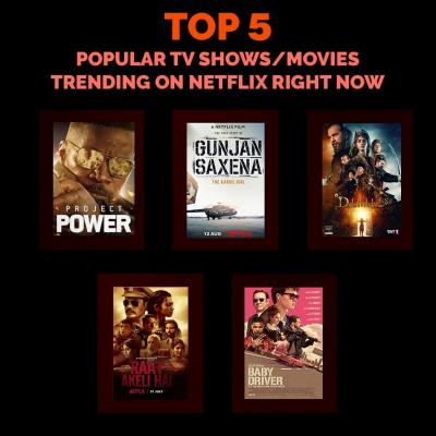 Best of August on Netflix that will blow your mind