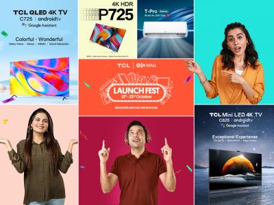 TCL Pakistan launches its Official Store on Olx Mall