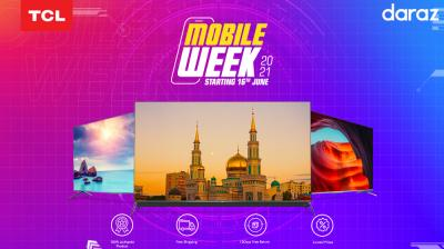 Huge Discounts on your way this Mobile Week on TCL