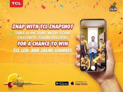 Get ready to win with TCL and Peshawar Zalmi