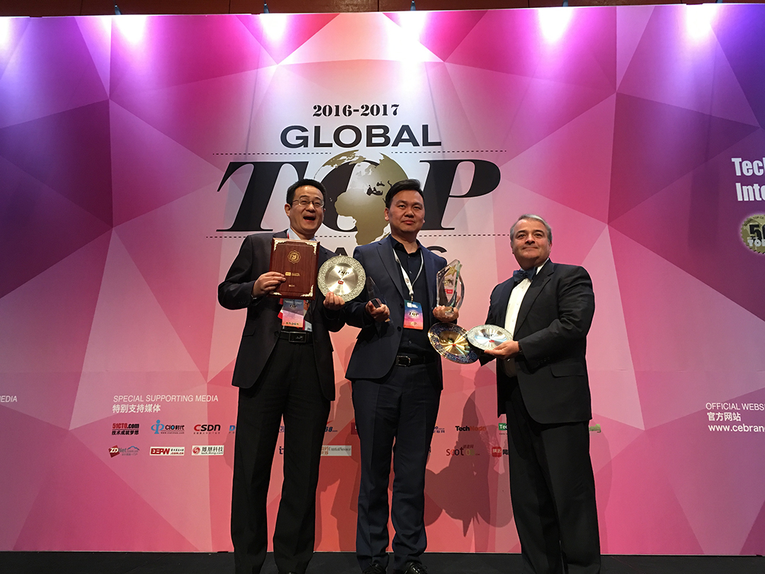 TCL Ranks Among IDG's 2016-2017 Global Top 50 CE Brands at CES 2017