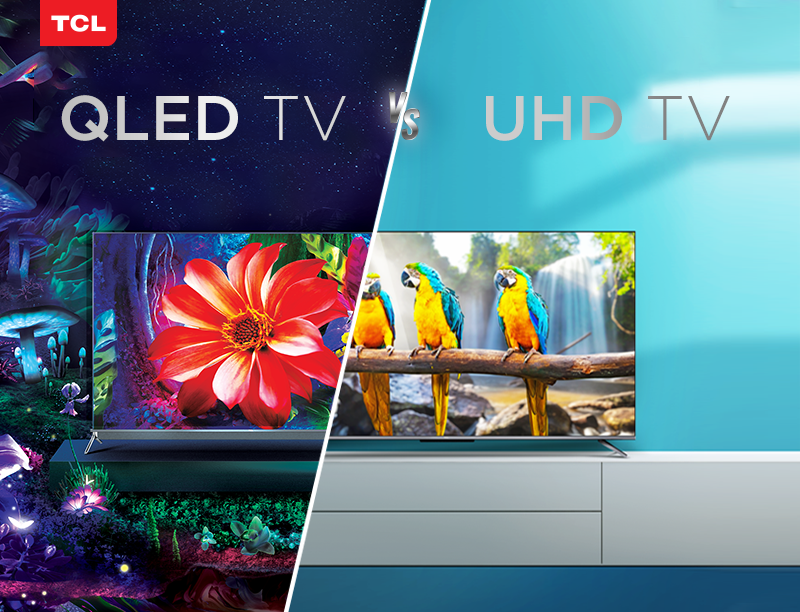 UHD Vs QLED – What's the difference?