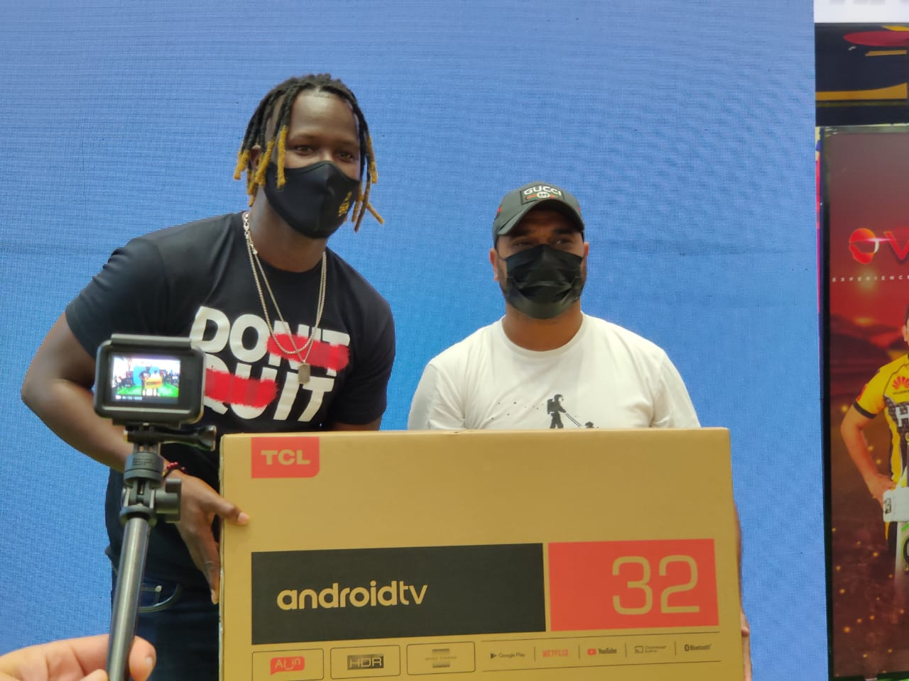 TCL Holds the Biggest Virtual Reality Cricket Showdown at Packages Mall