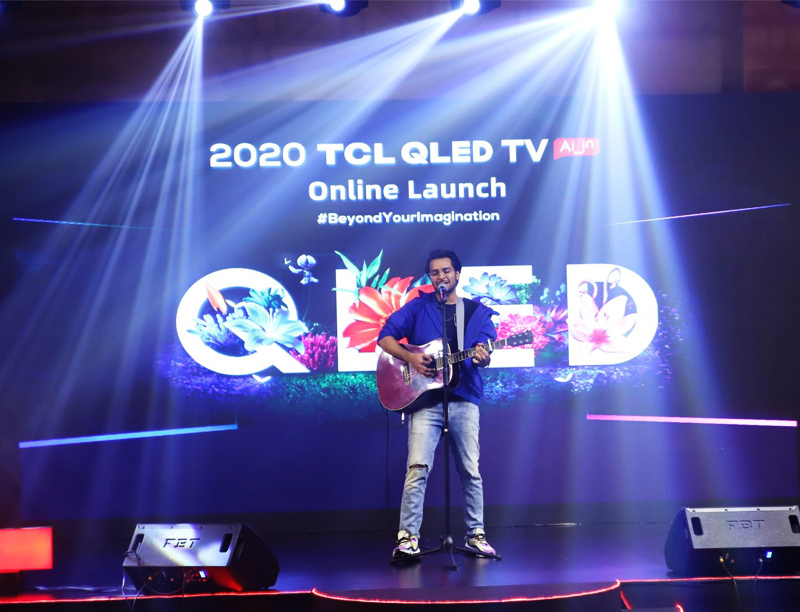 TCL hits the right notes by collaborating with Asim Azhar
