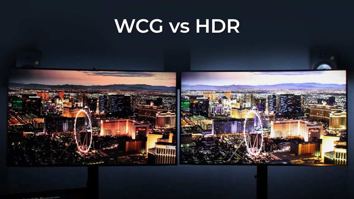 HDR (High Dynamic Range) and WCG (Wide Color Gamut): How do these Television Technologies work?