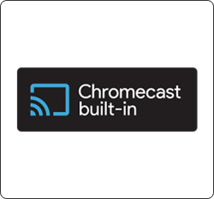 Chrome-Cast-Built-In